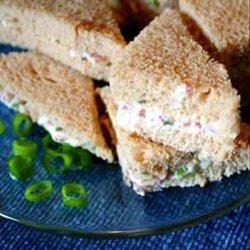 Bacon Onion Sandwiches recipe