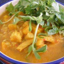 Chicken & Pumpkin Curry (21 Day Wonder Diet: Day 13) recipe