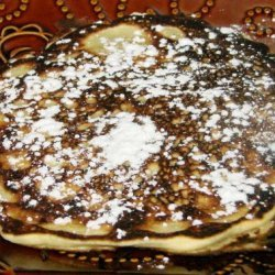 Basic Buttermilk Pancakes recipe