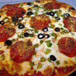The Best Deep Dish Pizza Pie recipe
