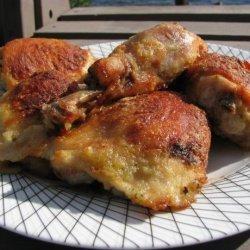 Buttermilk Ranch Oven  fried  Chicken recipe