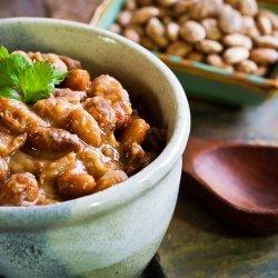 Pinto Beans recipe
