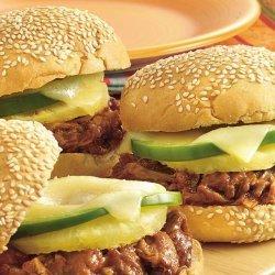 Barbecue Pork Sandwiches recipe