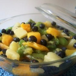 Fruit Salad (Ww) recipe