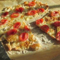Fast Thin Gluten Free Pizza recipe