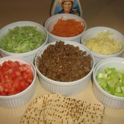 Pita Bread Sandwiches recipe