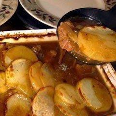 Lamb Chop Lancashire Hot Pot recipe
