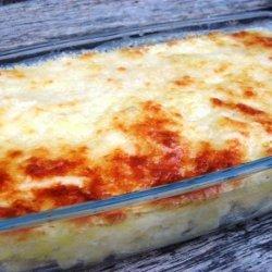 Potatoes Divine recipe