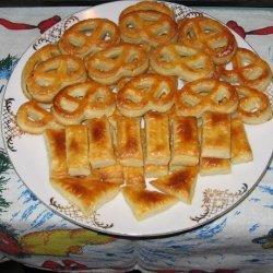 Cheese Bars recipe