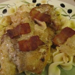 Chicken With Cream, Apples and Calvados recipe