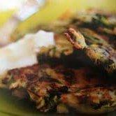 Potato Zucchini Pancakes ( Weight Watchers ) recipe