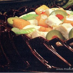 Molded Cranberry Salad recipe