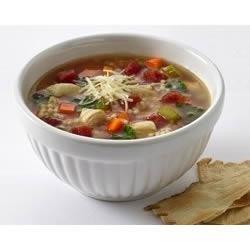 Chiarello's Chicken and Pastina Soup recipe