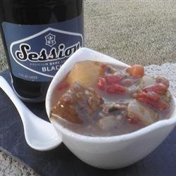 Irish Canadian Beef Stew recipe