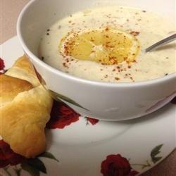 She Crab Soup II recipe