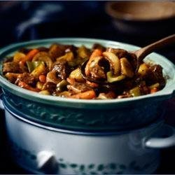Slow Cooker Beef Stew from Campbell's recipe