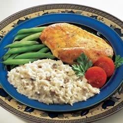 Creamy Souper Rice recipe