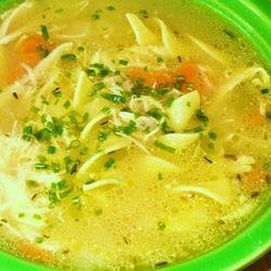 Chicken Song Soup recipe