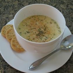 Grandpa's Oyster Stew recipe