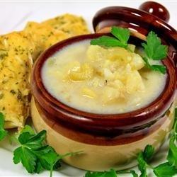 Potato Fish Chowder recipe
