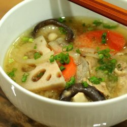 Pork Vegetable Soup recipe