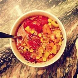 Spicy Catfish Chowder recipe