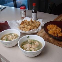 Chinese Glass Noodle Soup recipe