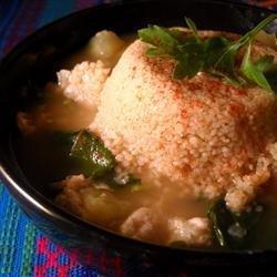 Sweet Potato and Peanut Stew recipe