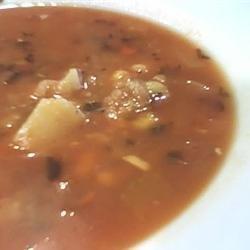 Soup La Angelena recipe