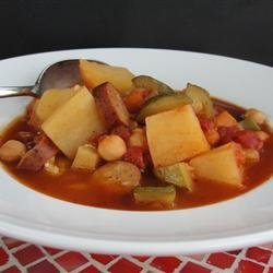 Bek's Minestrone Soup recipe