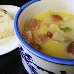 New England Potato Soup recipe