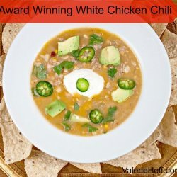 Award Winning Chicken Chili recipe