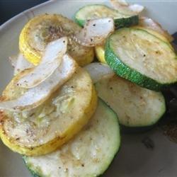 Easy Cajun Grilled Veggies recipe