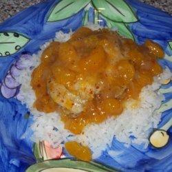 Chicken and Mandarin Oranges recipe