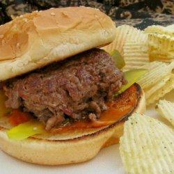 The A&w Mama Burger recipe