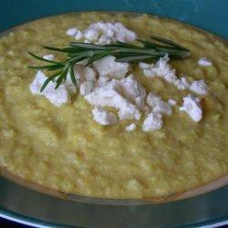 Roasted Corn Soup recipe