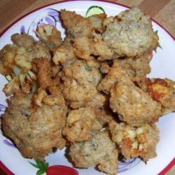 French Fried Cauliflower recipe