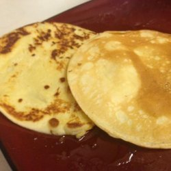 Bob Evans Waffles or Pancakes recipe