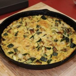 Zucchini Frittatas II recipe