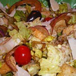 Tuscan Panzanella Salad recipe