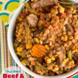 Beef & Barley Soup recipe