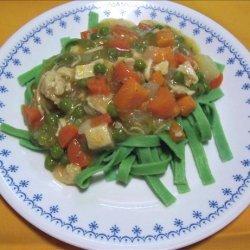 Ma's Chicken Dinner recipe