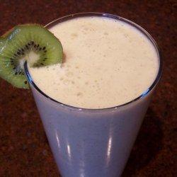 Kiwi Pineapple Cream recipe