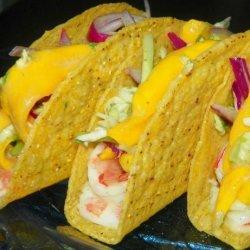 Shrimp Taco With Mango Slaw recipe