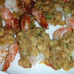 Cape Cod Baked Stuffed Shrimp recipe