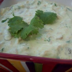 Mexican Clam Dip recipe