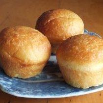 Golden Tea Buns (Sally Lunn Bunns) recipe