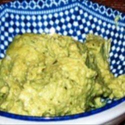 Italian Hummus with Pesto recipe