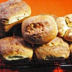 Three Seed Bread recipe