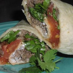 Heather's Mexican Roll-Ups recipe